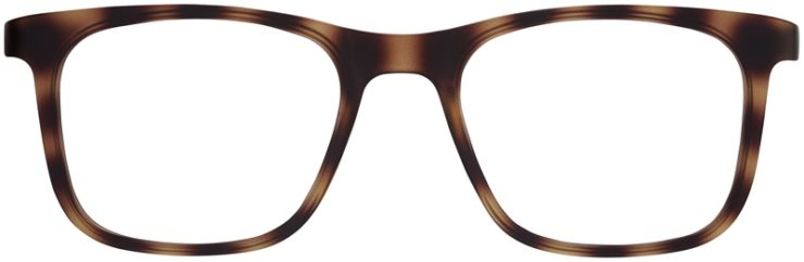 Prescription Glasses Model SplitB-Tortoise-FRONT