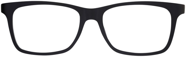 Prescription Glasses Model SplitC-Black-FRONT