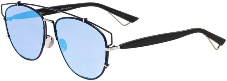 Christian Dior Prescription Glasses Model TECHNOLOGIC-PQUA4-45