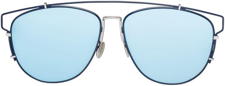 Christian Dior Prescription Glasses Model TECHNOLOGIC-PQUA4-FRONT