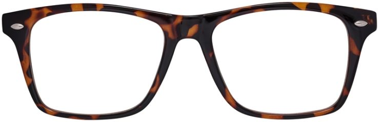 Prescription Glasses Model US80-Tortoise-FRONT