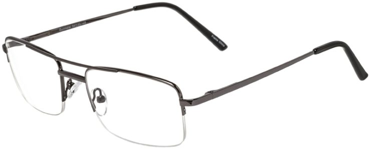 Prescription Glasses Model VP134-Gunmetal-45