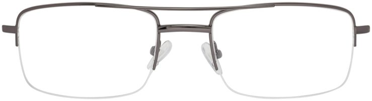 Prescription Glasses Model VP134-Gunmetal-FRONT
