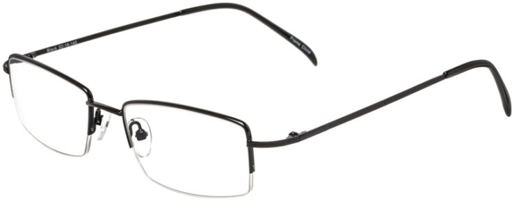 Prescription Glasses Model VP214-Black-45