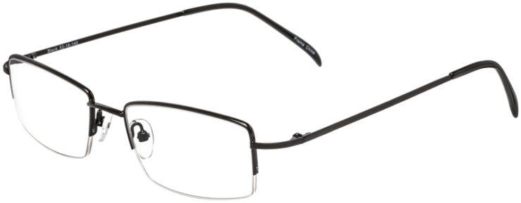 Prescription Glasses Model VP214-Black-45