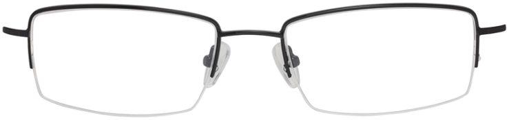 Prescription Glasses Model VP214-Black-FRONT