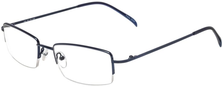 Prescription Glasses Model VP214-Ink-45