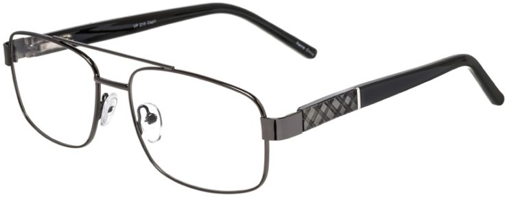 Prescription Glasses Model VP215-Gunmetal-45