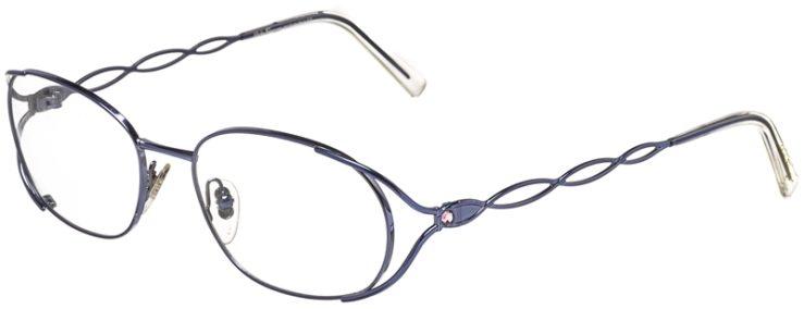 Salvatore Ferragmo Prescription Glasses Model 1644-B-710-45