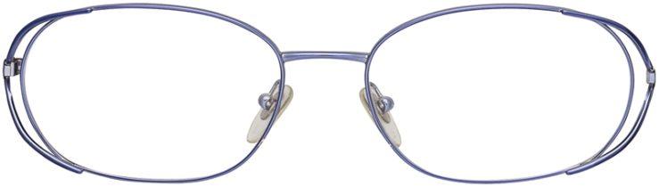 Salvatore Ferragmo Prescription Glasses Model 1644-B-710-FRONT