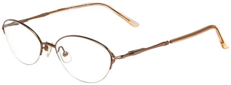 Saks Fifth Avenue Prescription Glasses Model 198T-Jad-45