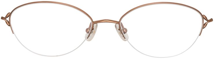 Saks Fifth Avenue Prescription Glasses Model 198T-Jad-FRONT
