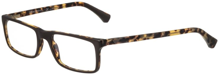 Emporio Armani Prescription Glasses Model EA3043-5270-45