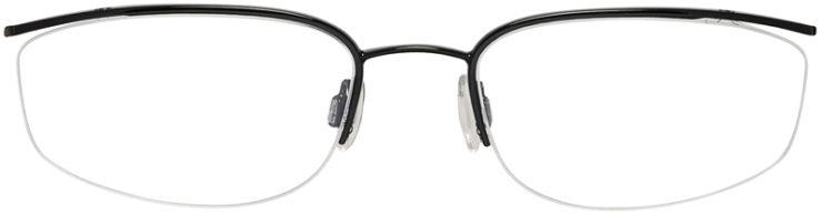 Hugo Boss Prescription Glasses Model HB11536-Black-FRONT