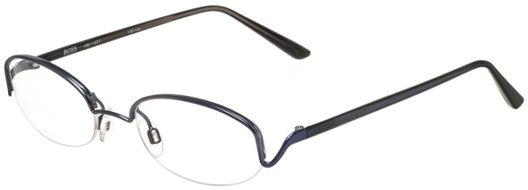 Hugo Boss Prescription Glasses Model HB11537-Blue-45