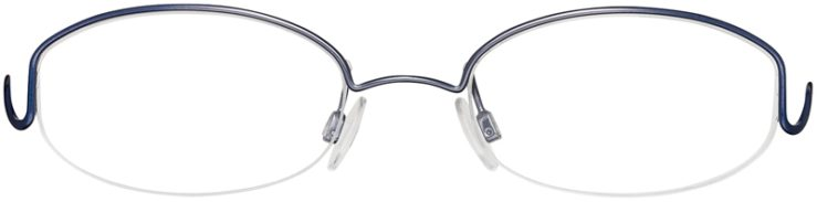 Hugo Boss Prescription Glasses Model HB11537-Blue-FRONT
