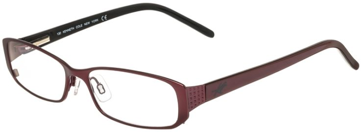 Kenneth Cole Prescription Glasses Model KC103-R20-45