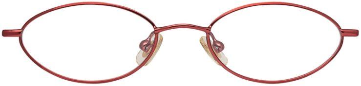 Disney Prescription Glasses Model Princess Jasmine-Starlight Rose-FRONT
