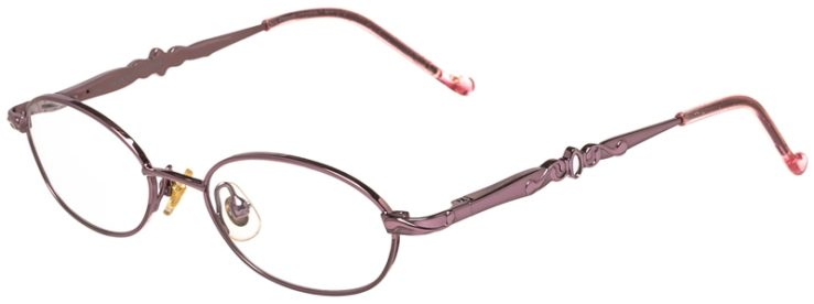 Disney Prescription Glasses Model Princess Magic Mirror-Princess Pink-45