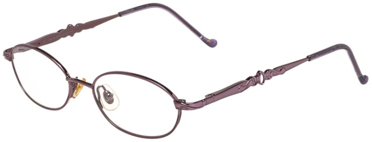 Disney Prescription Glasses Model Princess Magic Mirror-Purple Fantasy-45