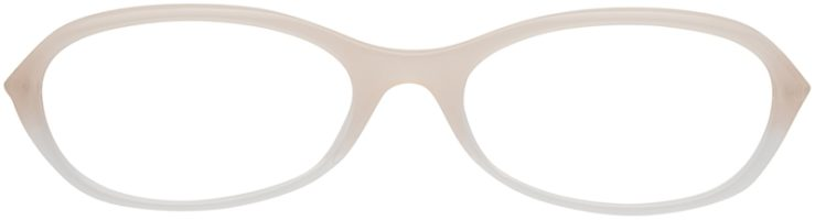 Prada Prescription Glasses Model VPR05O-EAD-101-FRONT