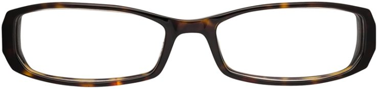 Kenneth Cole Prescription Glasses Model kc114-52-FRONT