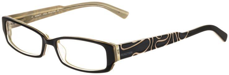 Kenneth Cole Prescription Glasses Model kc702-5-45