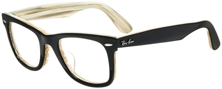 Ray-Ban Prescription Glasses Model RB5121-2464-45