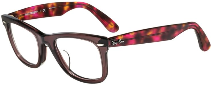 Ray-Ban Prescription Glasses Model RB5121F-5628-45