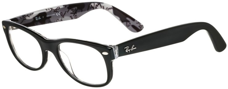 Ray-Ban Prescription Glasses Model RB5184-5405-45