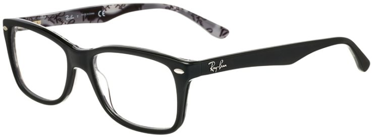 Ray-Ban Prescription Glasses Model RB5228-5405-45