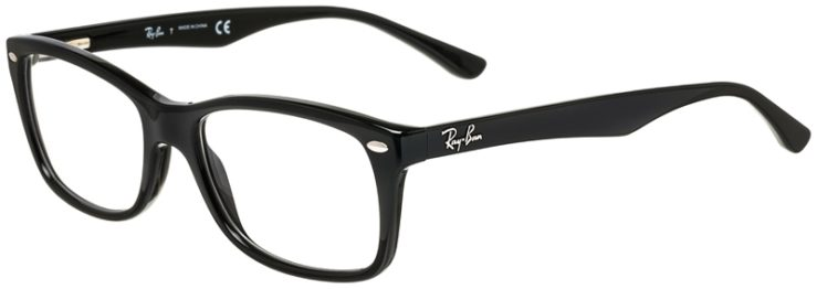 Ray-Ban Prescription Glasses Model RB5228F-2000-45