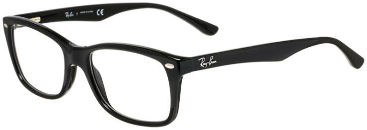 Ray-Ban Prescription Glasses Model RB5228F-2000-45