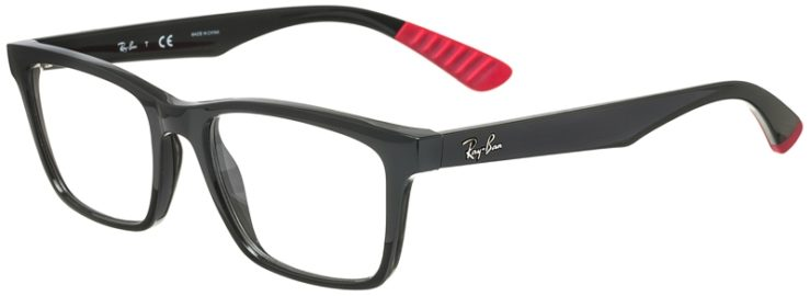 Ray-Ban Prescription Glasses Model RB7025-5418-45