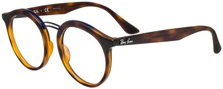 Ray-Ban Prescription Glasses Model RB7110-5692-45