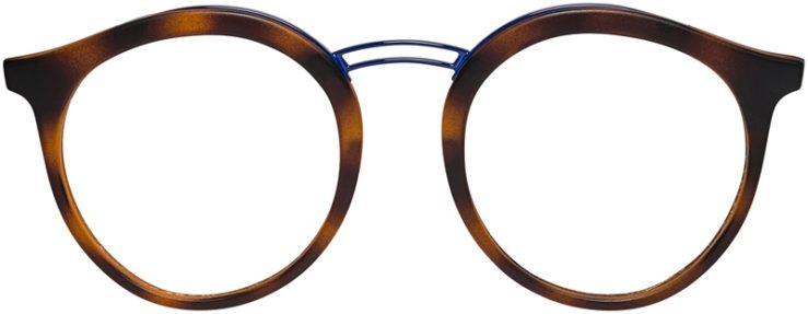 Ray-Ban Prescription Glasses Model RB7110-5692-FRONT
