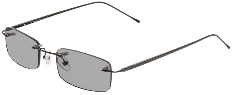 Prescription Glasses Model 3918-Black-45
