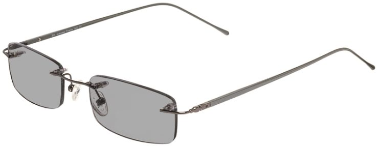 Prescription Glasses Model 3918-Gunmetal-45