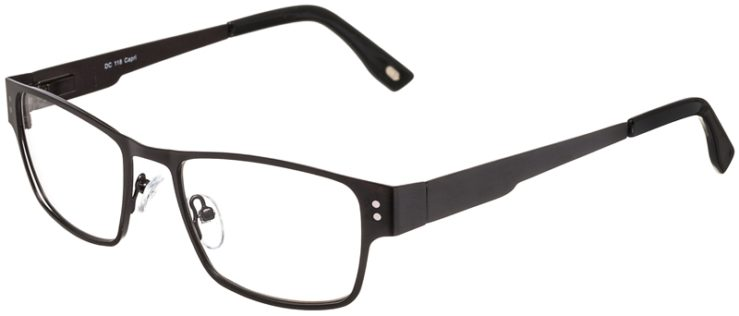 Prescription Glasses Model DC118-Black-45