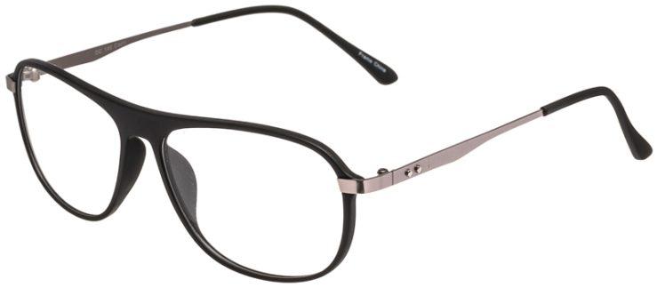 Prescription Glasses Model DC140-Black-45