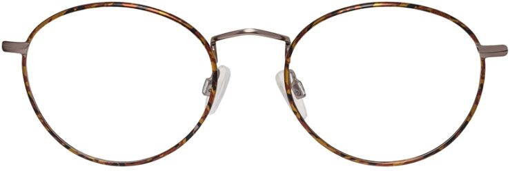 Prescription Glasses Model DC145-Tortoise_Gunmetal-FRONT