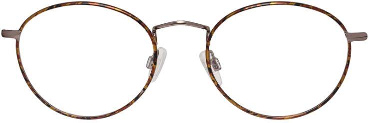 Prescription Glasses Model DC145-Tortoise_Gunmetal-FRONT
