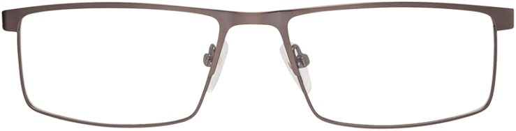 Prescription Glasses Model DC311-Gunmetal-FRONT