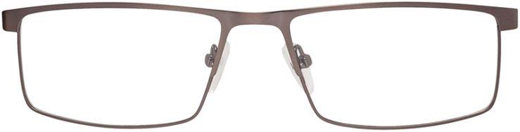 Prescription Glasses Model DC311-Gunmetal-FRONT