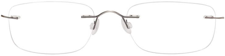 Prescription Glasses Model LG900-Silver-FRONT