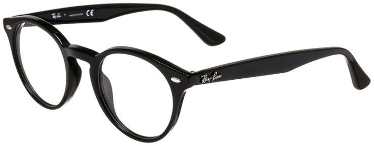 Ray-Ban Prescription Glasses Model RB2180-V-2000-45