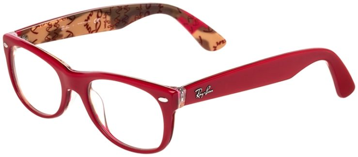 Ray-Ban Prescription Glasses Model RB5184-5406-45