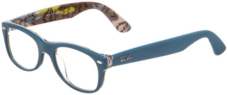 Ray-Ban Prescription Glasses Model RB5184-5407-45