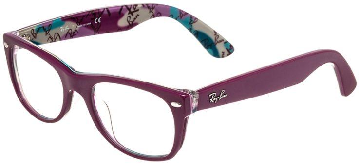 Ray-Ban Prescription Glasses Model RB5184-5408-45