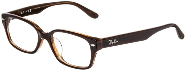 Ray-Ban Prescription Glasses Model RB5222-5041J-45